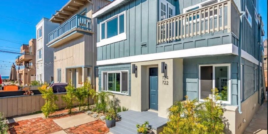 San Diego Stagers Transform Beach House: Before & After